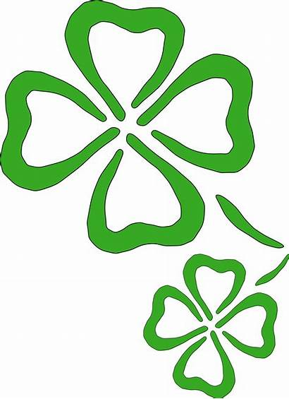 Shamrock Clip Domain Clipart Holiday Clipartix Personal