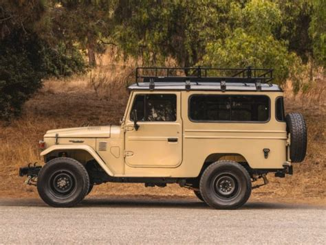 During those years they have greatly expanded their knowledge which includes. 1FZ-FE-Powered 1982 Toyota FJ43 5-Speed | Mobil