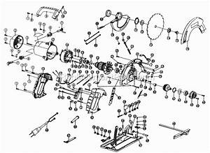 Craftsman 3201086001 Parts List And Diagram