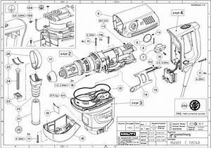 Hilti Te 72 Spare Parts