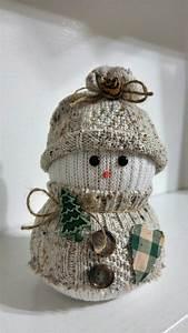 Aus Socken Basteln : 1001 ideen und anleitungen zum thema schneemann basteln winterbilder ~ Watch28wear.com Haus und Dekorationen