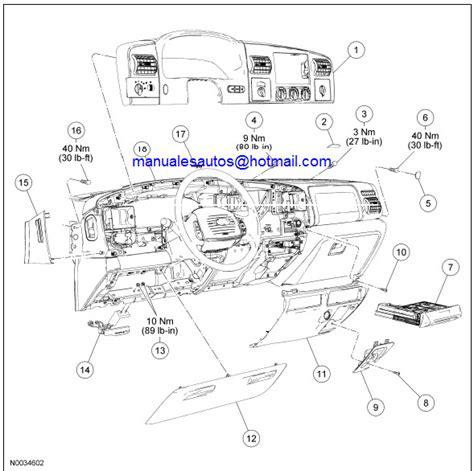 ford explorer sport track   manual de taller