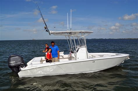 Aluminum Fishing Boat New by Metal Shark Introduces Aluminum 25 Bay Boat And Announces