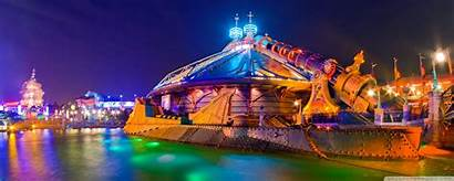 Disneyland Paris Space Mountain Mission Background Wallpapers