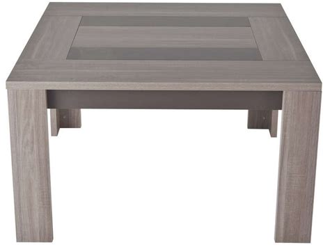table haute carree 8 personnes table carree 8 personnes conforama