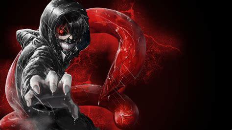 gambar anime tokyo ghoul keren hd gambar keren