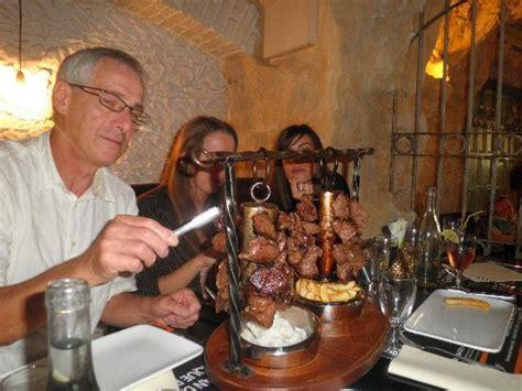potence cuisine potence de viande à partager à 2 photo de l