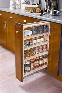 Kitchen organizer spice hitezcom for Kitchen cabinet spice organizers