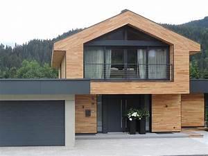 Lärche Sägerauh Fassade : fassade balkon terrasse holzbau mitterer ~ Michelbontemps.com Haus und Dekorationen