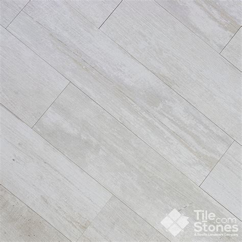 colonial white wood plank porcelain tile other metro