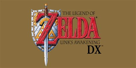 The Legend Of Zelda™ Link's Awakening Dx™  Game Boy Color  Games Nintendo