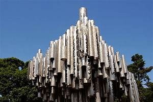 Panoramio - Photo of Sibelius Monument. Helsinki