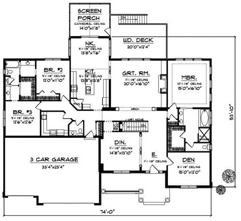 Awesome 5 Bedroom House Plans South Africa  New Home