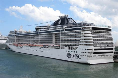MSC Divina Cruise Ship Photos  MSC Cruises