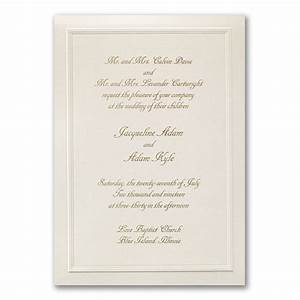 lettering by lynne traditional invitations With traditional wedding invitations embossed