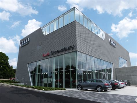 About Audi Shrewsbury  New Audi & Used Car Dealer Serving