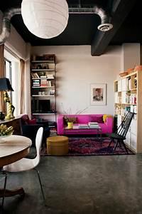 Deco Style Industriel : salon d co style industriel en quelques exemples ~ Melissatoandfro.com Idées de Décoration