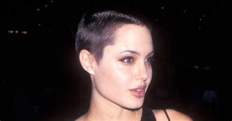angelina jolie stars  shaved heads  weekly