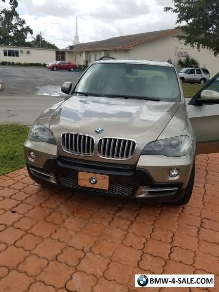 Bmw X5 2007 For Sale by 2007 Bmw X5 Yes For Sale In United States