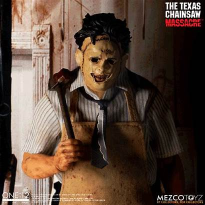 Leatherface Chainsaw Massacre Texas 1974 Figure Collective