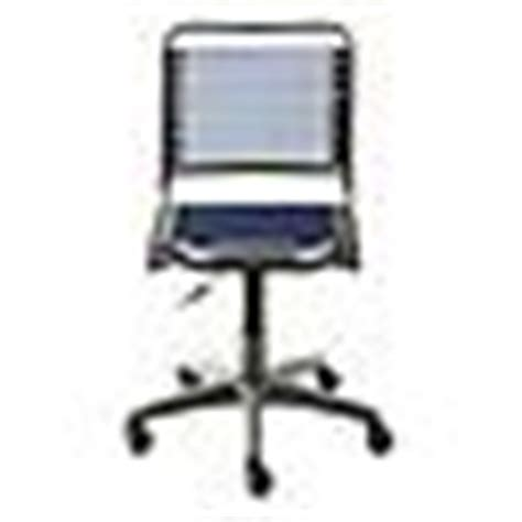 blue bungee office chair the container store