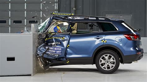 mini suv test small overlap test stymies midsize suvs