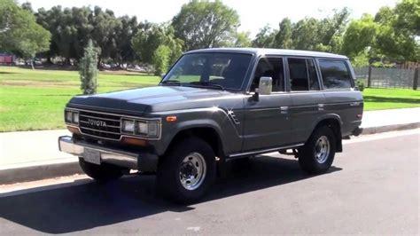 1988 Fj62 Land Cruiser For Sale