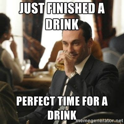 Don Draper Memes - 12 don draper memes that will make you long for mad men moviefone blog canada