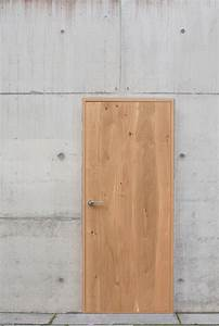 Placage Bois Pour Porte : porte en placage de ch ne avec chanfreins placages de ~ Dailycaller-alerts.com Idées de Décoration