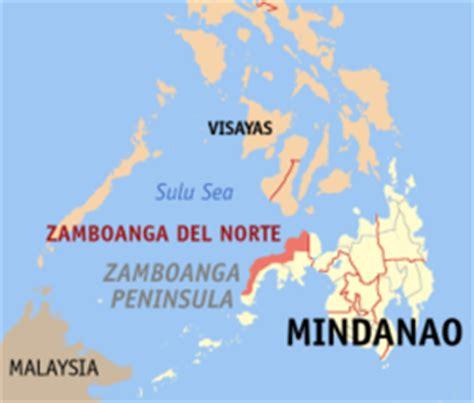magnitude  quake struck zamboanga del norte update