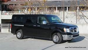 Nissan NV Passenger Information and photos MOMENTcar