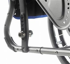 Hauteur D Assise : fauteuil roulant pliable quickie life sunrise medical ~ Premium-room.com Idées de Décoration