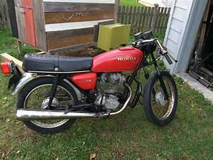 1980 Honda Cb125s