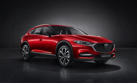Mazda CX-4 facelift (2021, first generation) photos