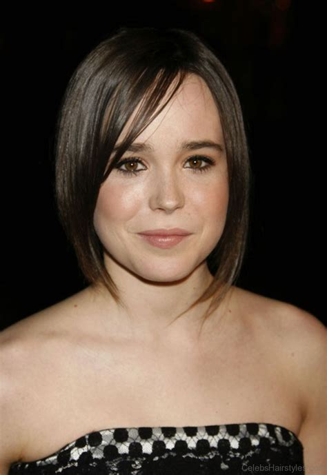 27 hairstyles of ellen page