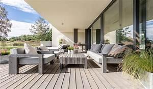 Comment Aménager Une Terrasse Extérieure : comment am nager sa terrasse les tendances 2018 villas ~ Melissatoandfro.com Idées de Décoration