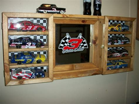austin dillon nascar  rookie   year  diecast display cabinet  cabinets