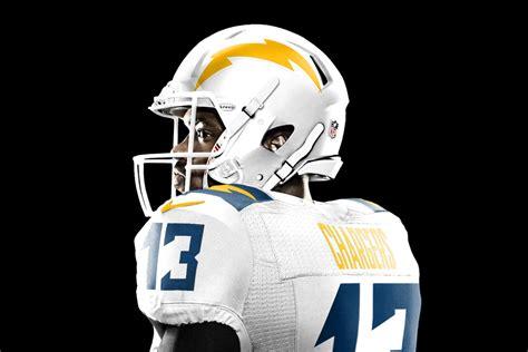 San Diego Chargers Uniform Concept Design