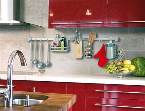 ideas  practical living kitchen accessories
