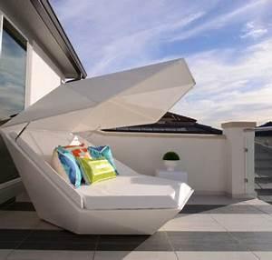 Coole Outdoor Möbel : moderne terrassengestaltung coole lounge m bel im au enbereich ~ Sanjose-hotels-ca.com Haus und Dekorationen