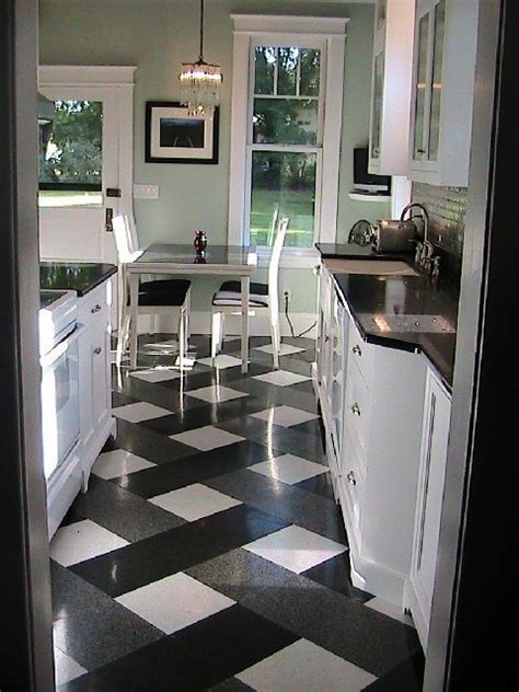 cococozy before after a glam kitchen floor inspires