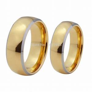 Shiny nice tungsten wedding ring engagement ring for men for Wedding rings for male and female