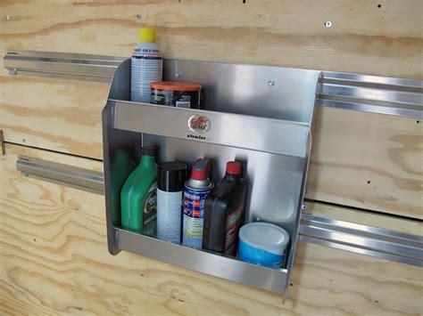retail kitchen cabinets tow rax aluminum storage cabinet w 2 shelves 18 quot x 1924