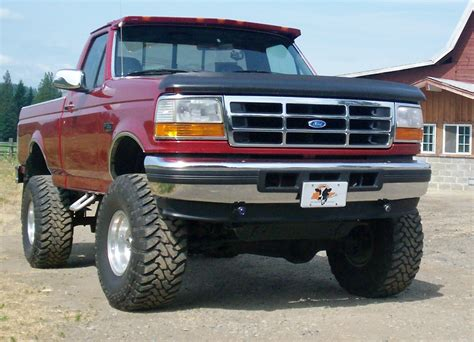 1996 Ford F 150 Specifications by Jegerbomb 1996 Ford F150 Regular Cab Specs Photos