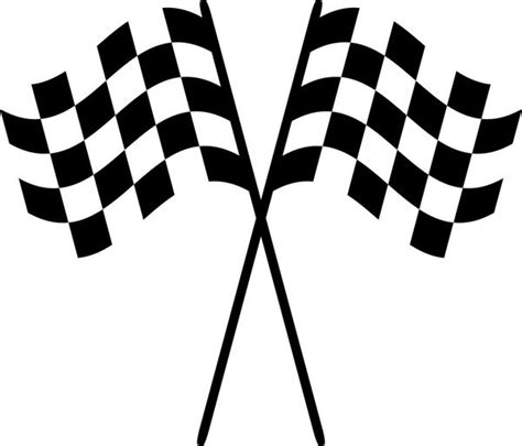 Download checkered flag icon free icons and png images. Racing checkered flags vector illustration Free vector in ...