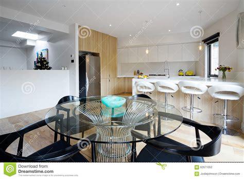 plan de maison avec cuisine ouverte cuisine moderne ouverte