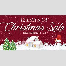 12 Days Of Christmas Sale! Rapidglamcom