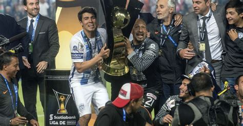 The top five Liga MX teams in SCCL history