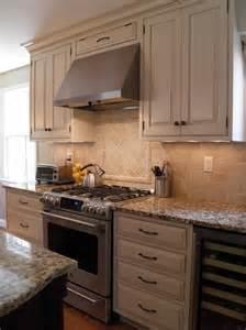 Napoleon Granite Kitchen Backsplash