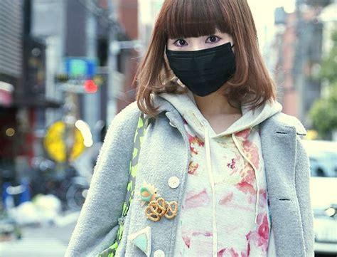 bm japan black surgical face mask face mask set